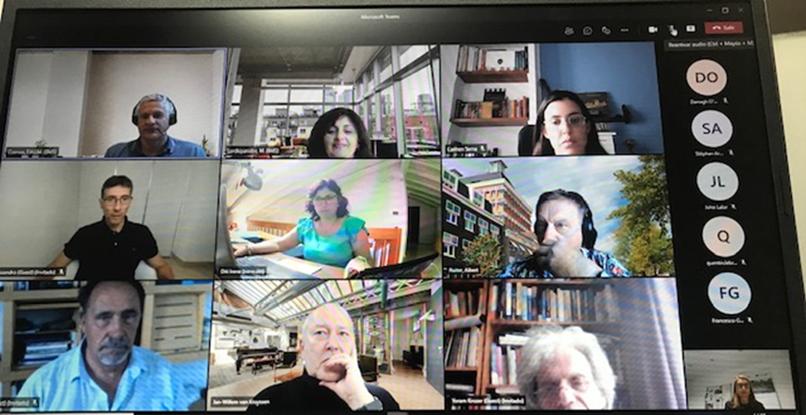 6º Reunión Virtual de socios DELTA LADY